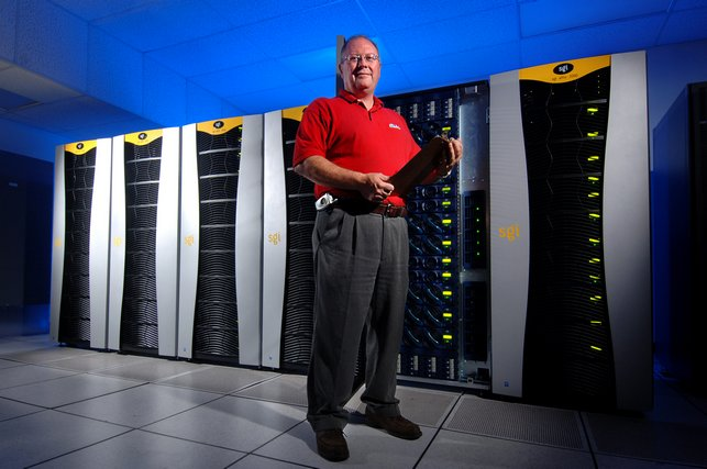 Supercomputer with Ron